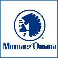 Mutual Of Omaha Blue logo
